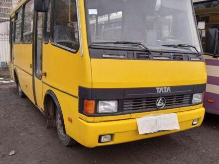 Желтый БАЗ А 079 Эталон, объемом двигателя 0 л и пробегом 450 тыс. км за 8500 $, фото 1 на Automoto.ua