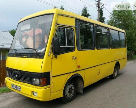Оранжевый БАЗ А 079 Эталон, объемом двигателя 5.7 л и пробегом 250 тыс. км за 5700 $, фото 1 на Automoto.ua