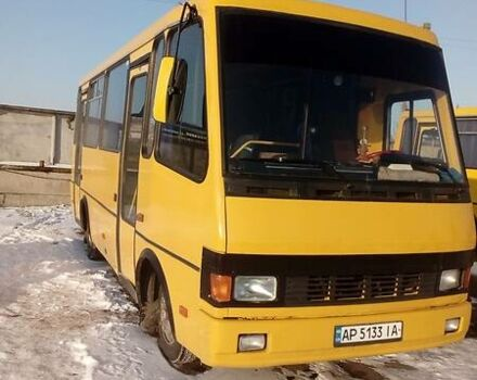 Оранжевый БАЗ А 079 Эталон, объемом двигателя 5.7 л и пробегом 100 тыс. км за 10000 $, фото 1 на Automoto.ua