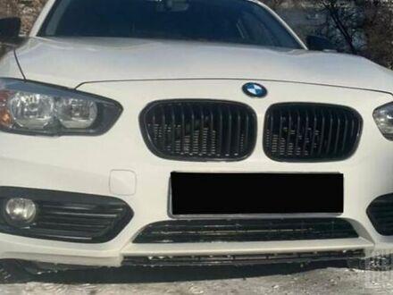 Белый БМВ 116, объемом двигателя 1.5 л и пробегом 88 тыс. км за 16900 $, фото 1 на Automoto.ua