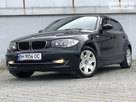 Черный БМВ 116, объемом двигателя 1.6 л и пробегом 286 тыс. км за 7700 $, фото 1 на Automoto.ua