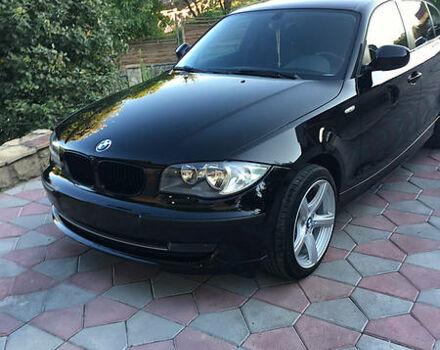 Черный БМВ 116, объемом двигателя 2 л и пробегом 180 тыс. км за 10500 $, фото 1 на Automoto.ua