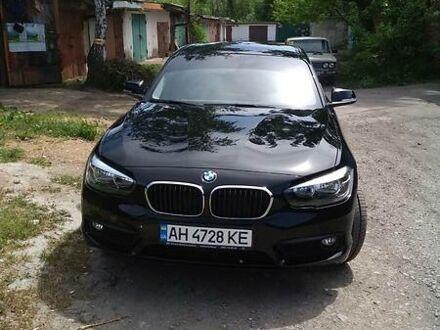 Черный БМВ 116, объемом двигателя 1.5 л и пробегом 65 тыс. км за 19000 $, фото 1 на Automoto.ua