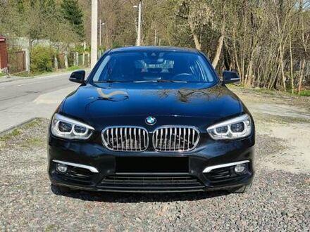 Черный БМВ 118, объемом двигателя 2 л и пробегом 204 тыс. км за 14800 $, фото 1 на Automoto.ua