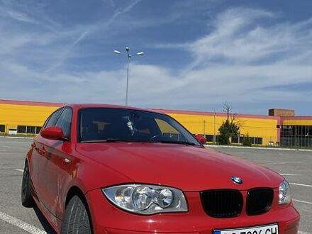 Червоний БМВ 120, об'ємом двигуна 2 л та пробігом 269 тис. км за 6300 $, фото 1 на Automoto.ua