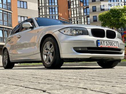 Сірий БМВ 120, об'ємом двигуна 2 л та пробігом 214 тис. км за 9985 $, фото 1 на Automoto.ua
