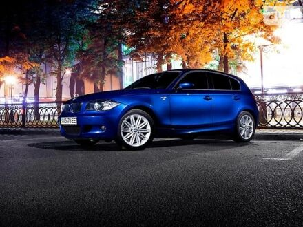 Синій БМВ 120, об'ємом двигуна 2 л та пробігом 198 тис. км за 8700 $, фото 1 на Automoto.ua