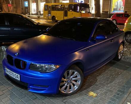 Синий БМВ 125, объемом двигателя 3 л и пробегом 200 тыс. км за 9000 $, фото 1 на Automoto.ua