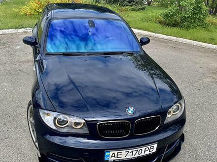 Синий БМВ 135, объемом двигателя 3 л и пробегом 167 тыс. км за 16000 $, фото 1 на Automoto.ua