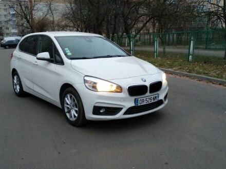 Белый БМВ 2 Серия, объемом двигателя 2 л и пробегом 153 тыс. км за 15700 $, фото 1 на Automoto.ua