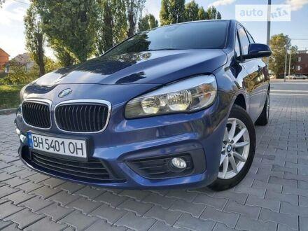 Синій БМВ 216, об'ємом двигуна 1.5 л та пробігом 190 тис. км за 16500 $, фото 1 на Automoto.ua