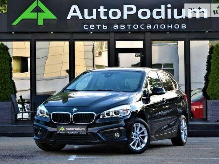 Чорний БМВ 218, об'ємом двигуна 2 л та пробігом 106 тис. км за 16999 $, фото 1 на Automoto.ua