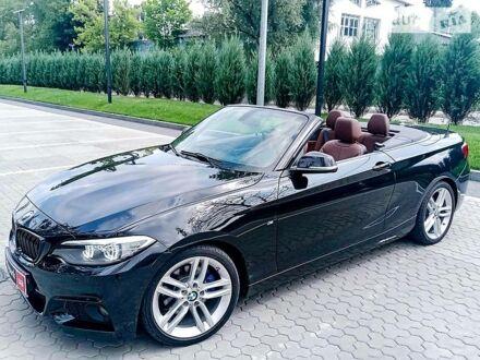 Чорний БМВ 228, об'ємом двигуна 2 л та пробігом 57 тис. км за 20490 $, фото 1 на Automoto.ua