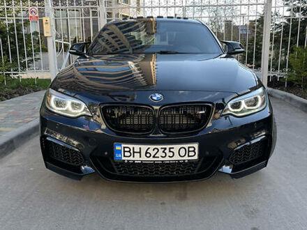 Черный БМВ 235, объемом двигателя 3 л и пробегом 66 тыс. км за 30000 $, фото 1 на Automoto.ua