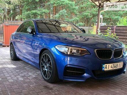 Синій БМВ 235, об'ємом двигуна 3 л та пробігом 44 тис. км за 34000 $, фото 1 на Automoto.ua
