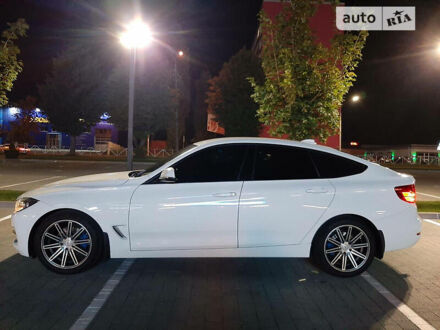 Білий БМВ 3 Серія ГТ, об'ємом двигуна 2 л та пробігом 270 тис. км за 18400 $, фото 1 на Automoto.ua