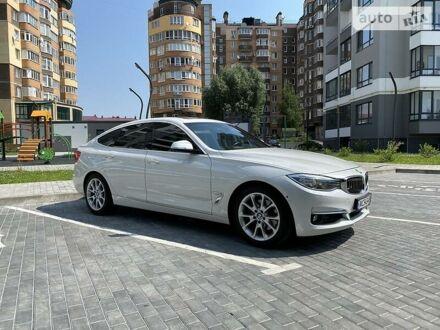 Белый БМВ 3 Серия ГТ, объемом двигателя 2 л и пробегом 180 тыс. км за 23200 $, фото 1 на Automoto.ua