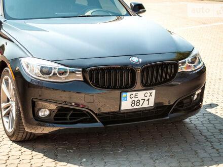 Чорний БМВ 3 Серія ГТ, об'ємом двигуна 3 л та пробігом 127 тис. км за 23900 $, фото 1 на Automoto.ua