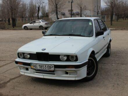 Белый БМВ 3 Серия, объемом двигателя 1.8 л и пробегом 270 тыс. км за 2800 $, фото 1 на Automoto.ua