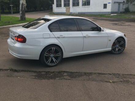 Белый БМВ 3 Серия, объемом двигателя 2.8 л и пробегом 1 тыс. км за 10750 $, фото 1 на Automoto.ua