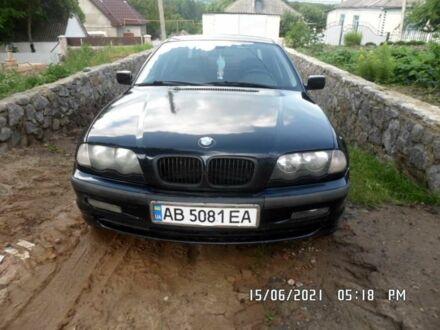 Черный БМВ 3 Серия, объемом двигателя 2 л и пробегом 355 тыс. км за 4100 $, фото 1 на Automoto.ua