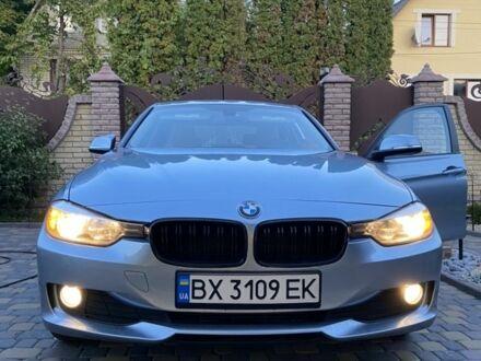 Голубой БМВ 3 Серия, объемом двигателя 2 л и пробегом 125 тыс. км за 14900 $, фото 1 на Automoto.ua
