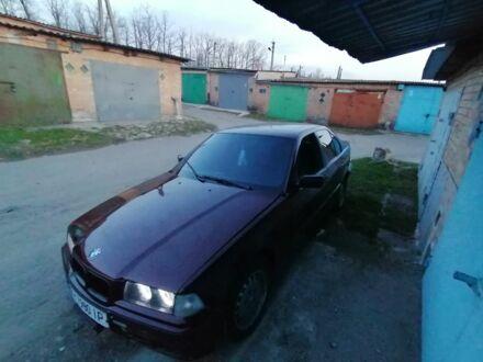 Коричневый БМВ 3 Серия, объемом двигателя 2 л и пробегом 320 тыс. км за 3700 $, фото 1 на Automoto.ua