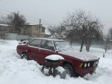 Красный БМВ 3 Серия, объемом двигателя 1.8 л и пробегом 500 тыс. км за 1100 $, фото 1 на Automoto.ua