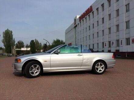 Серый БМВ 3 Серия, объемом двигателя 2 л и пробегом 187 тыс. км за 6700 $, фото 1 на Automoto.ua