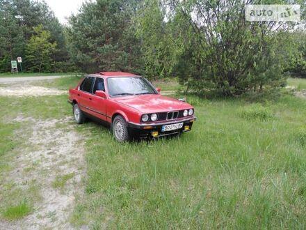 Красный БМВ 316, объемом двигателя 1.8 л и пробегом 378 тыс. км за 2500 $, фото 1 на Automoto.ua