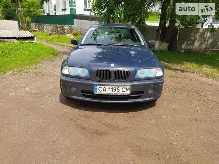Синий БМВ 316, объемом двигателя 1.9 л и пробегом 197 тыс. км за 5200 $, фото 1 на Automoto.ua