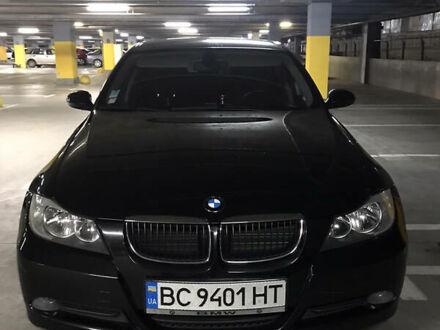 Черный БМВ 318, объемом двигателя 2 л и пробегом 280 тыс. км за 9300 $, фото 1 на Automoto.ua