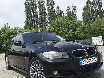 Черный БМВ 318, объемом двигателя 2 л и пробегом 187 тыс. км за 11000 $, фото 1 на Automoto.ua