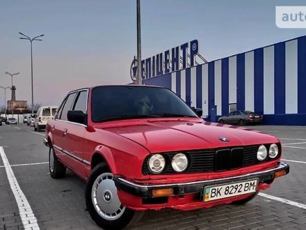 Красный БМВ 318, объемом двигателя 1.8 л и пробегом 258 тыс. км за 2700 $, фото 1 на Automoto.ua