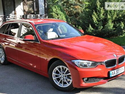 Червоний БМВ 318, об'ємом двигуна 2 л та пробігом 207 тис. км за 14234 $, фото 1 на Automoto.ua