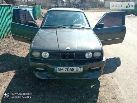 Серый БМВ 318, объемом двигателя 1.8 л и пробегом 100 тыс. км за 2000 $, фото 1 на Automoto.ua