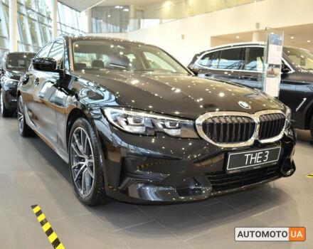 """купити нове авто БМВ 318 2020 року від офіційного дилера Автоцентр BMW """"Форвард Класик"""" БМВ фото"""
