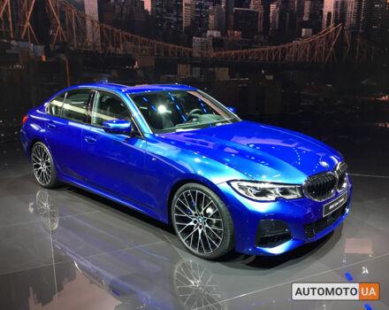 купити нове авто БМВ 318 2020 року від офіційного дилера Альянс Преміум БМВ фото