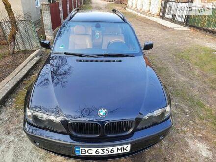Синий БМВ 318, объемом двигателя 2 л и пробегом 225 тыс. км за 5880 $, фото 1 на Automoto.ua
