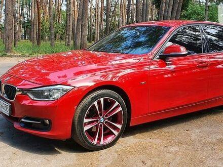 Красный БМВ 320, объемом двигателя 2 л и пробегом 76 тыс. км за 21000 $, фото 1 на Automoto.ua
