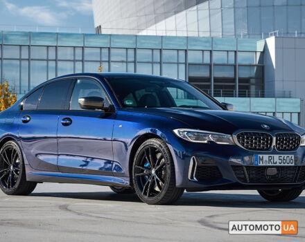купити нове авто БМВ 320 2020 року від офіційного дилера Альянс Преміум БМВ фото