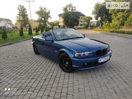 Синій БМВ 323, об'ємом двигуна 2.5 л та пробігом 134 тис. км за 7100 $, фото 1 на Automoto.ua