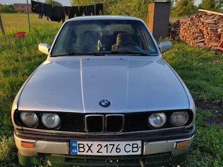 Серый БМВ 324, объемом двигателя 1.8 л и пробегом 300 тыс. км за 850 $, фото 1 на Automoto.ua