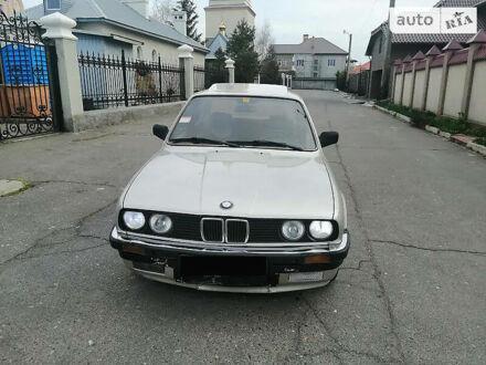 Серый БМВ 324, объемом двигателя 2.4 л и пробегом 480 тыс. км за 2500 $, фото 1 на Automoto.ua