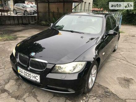 Черный БМВ 325, объемом двигателя 2.5 л и пробегом 110 тыс. км за 8950 $, фото 1 на Automoto.ua