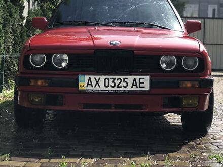 Красный БМВ 325, объемом двигателя 2.5 л и пробегом 401 тыс. км за 3200 $, фото 1 на Automoto.ua