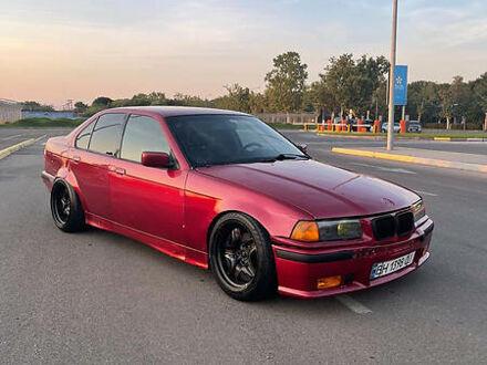 Червоний БМВ 325, об'ємом двигуна 2.5 л та пробігом 195 тис. км за 3600 $, фото 1 на Automoto.ua
