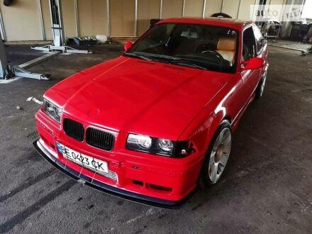 Красный БМВ 325, объемом двигателя 2.5 л и пробегом 222 тыс. км за 6000 $, фото 1 на Automoto.ua