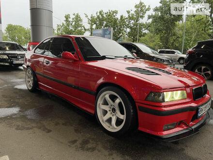 Червоний БМВ 325, об'ємом двигуна 2.5 л та пробігом 265 тис. км за 8000 $, фото 1 на Automoto.ua
