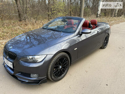 Серый БМВ 325, объемом двигателя 2.5 л и пробегом 120 тыс. км за 15500 $, фото 1 на Automoto.ua